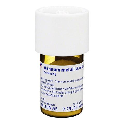 STANNUM METALLICUM praeparatum D 8 Trituration 20 Gramm N1