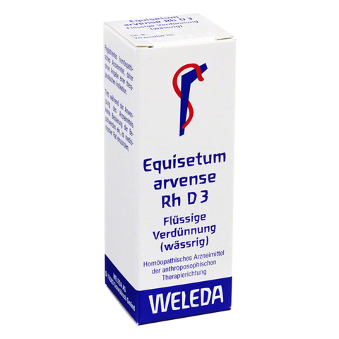 EQUISETUM ARVENSE Rh D 3 Dilution 20 Milliliter N1