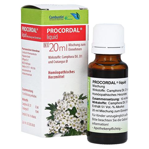 PROCORDAL Liquid 20 Milliliter N1