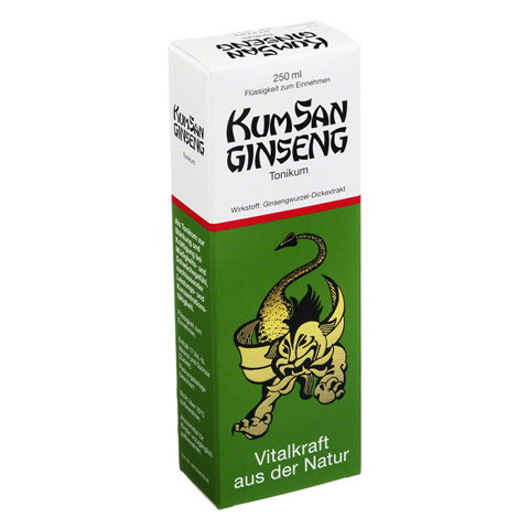 KumSan Ginseng Tonikum 250 Milliliter
