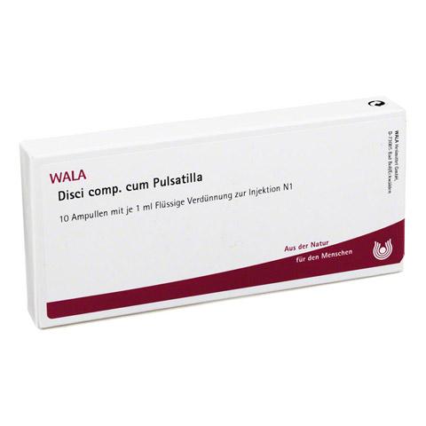 DISCI comp.cum Pulsatilla Ampullen 10x1 Milliliter N1