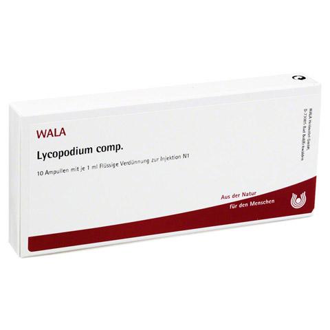 LYCOPODIUM COMP.Ampullen 10x1 Milliliter N1