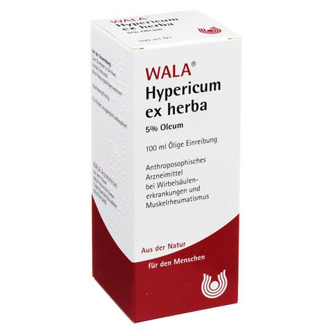HYPERICUM EX Herba 5% Oleum 100 Milliliter N1