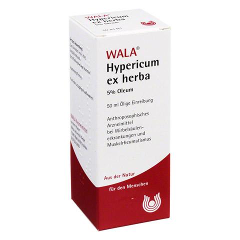 HYPERICUM EX Herba 5% Oleum 50 Milliliter N1