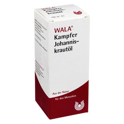 KAMPFER-JOHANNISKRAUTÖL 100 Milliliter N1