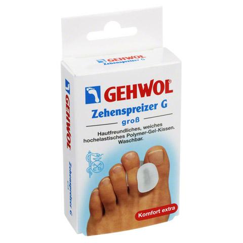 GEHWOL Polymer Gel Zehen Spreizer G groß 3 Stück