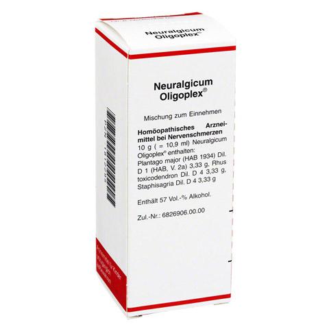NEURALGICUM Oligoplex Liquidum 50 Milliliter N1