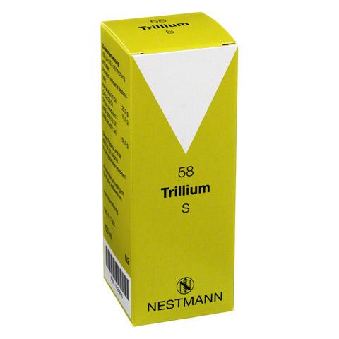 TRILLIUM S 58 Tropfen 100 Milliliter N2