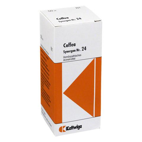 SYNERGON KOMPLEX 24 Coffea Tropfen 50 Milliliter