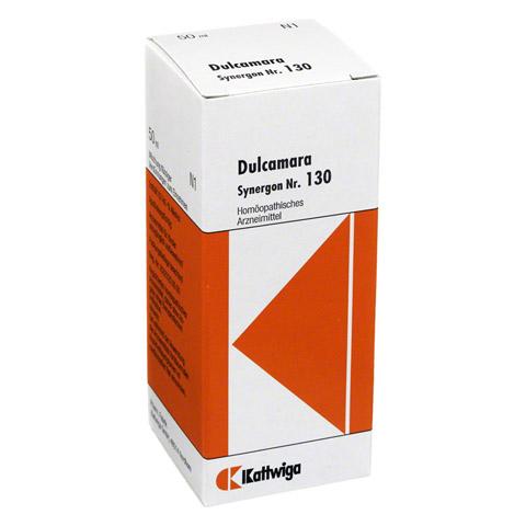SYNERGON KOMPLEX 130 Dulcamara Tropfen 50 Milliliter N1