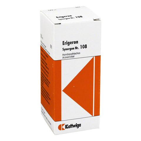 SYNERGON KOMPLEX 108 Erigeron Tropfen 50 Milliliter N1