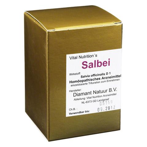 SALBEI KAPSELN 60 Stück N1