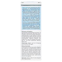 LA MER MED Redness Reduction Creme ohne Parfüm 30 Milliliter - Rückseite