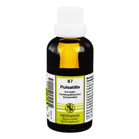 PULSATILLA KOMPLEX Nestmann 87 Dilution 50 Milliliter N1