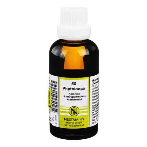 PHYTOLACCA KOMPLEX Nestmann 50 50 Milliliter N1
