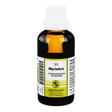 MYRISTICA KOMPLEX Nestmann 11 Dilution 50 Milliliter N1