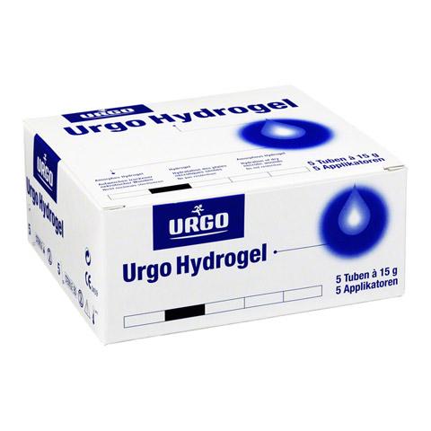 URGO HYDROGEL m.5 sterilen Applikatoren 5x15 Gramm