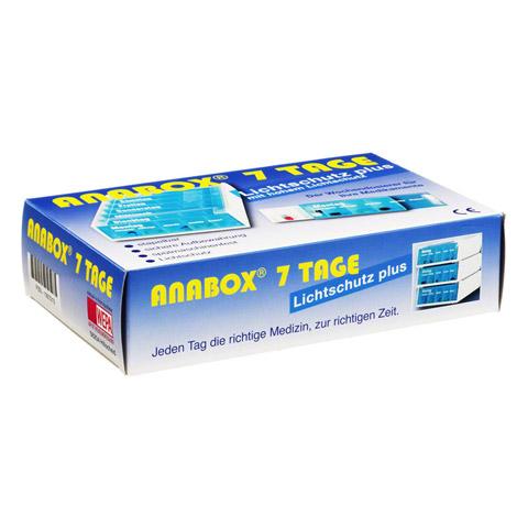 ANABOX 7 Tage Lichtschutz plus 1 Stück