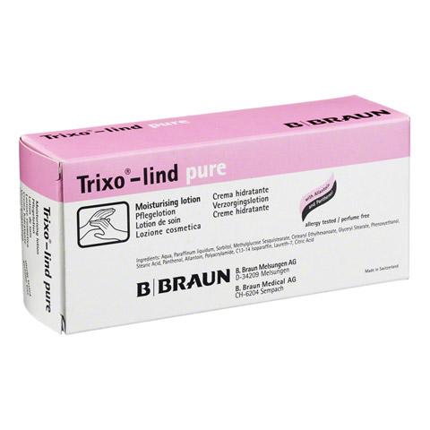 TRIXO LIND pure Pflegelotion parfümfrei 100 Milliliter