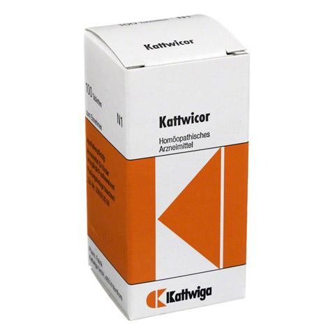 KATTWICOR Tabletten 100 Stück
