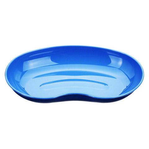 NIERENSCHALE Kunststoff blau 1 Stück