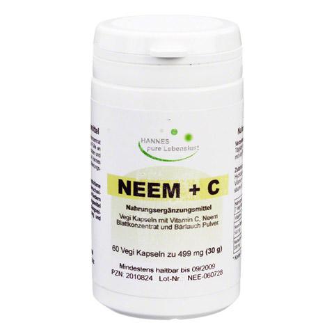 NEEM+C Vegi Kapseln 60 Stück