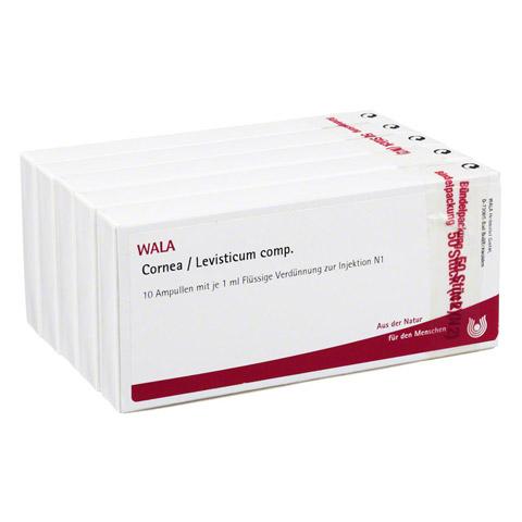 CORNEA/Levisticum comp.Ampullen 50x1 Milliliter N2