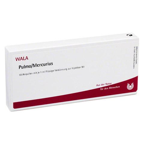 PULMO/ MERCURIUS Ampullen 10x1 Milliliter N1