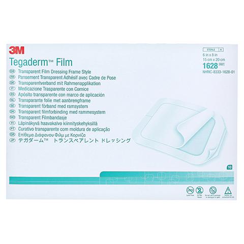 TEGADERM 3M Film 15x20 cm 1628 10 Stück