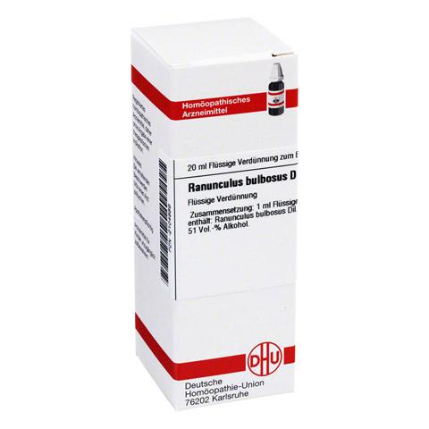 RANUNCULUS BULBOSUS D 4 Dilution 20 Milliliter N1