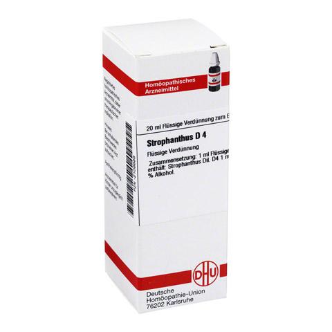 STROPHANTHUS D 4 Dilution 20 Milliliter N1