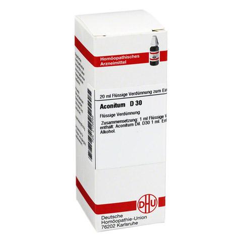 ACONITUM D 30 Dilution 20 Milliliter N1