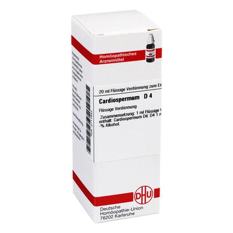 CARDIOSPERMUM D 4 Dilution 20 Milliliter N1