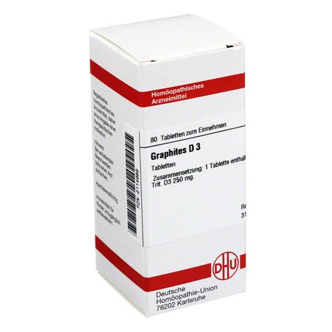GRAPHITES D 3 Tabletten 80 Stück N1
