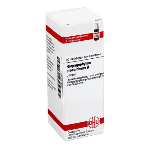 HARPAGOPHYTUM PROCUMBENS Urtinktur D 1 20 Milliliter N1