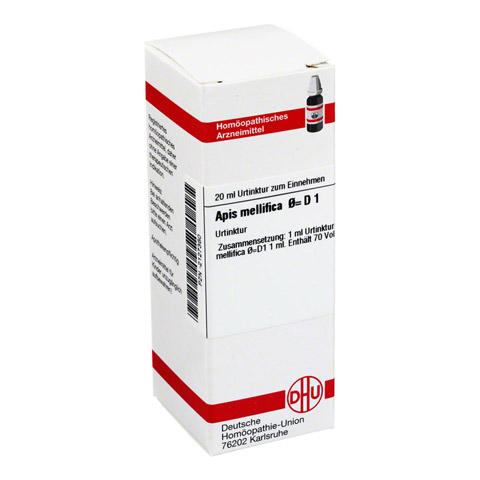 APIS MELLIFICA Urtinktur D 1 20 Milliliter N1