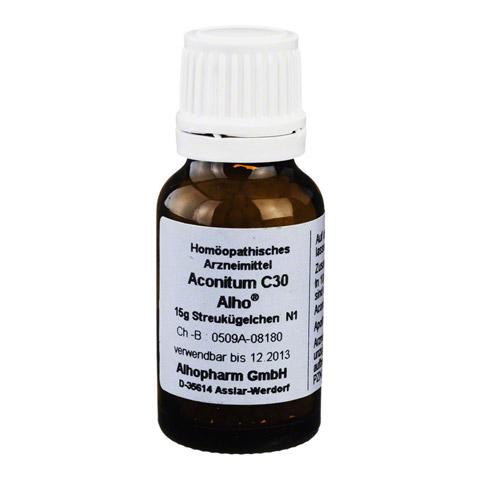 ACONITUM C 30 Globuli 15 Gramm N1