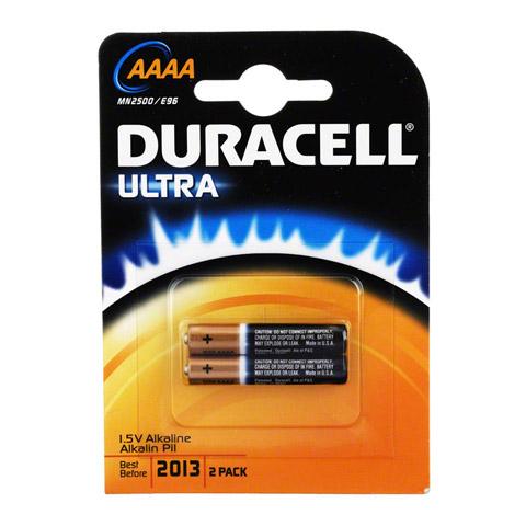 DURACELL Ultra M3 AAAA 1,5 2 Stück