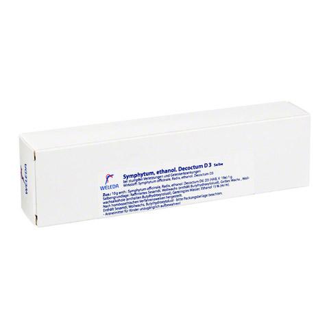 SYMPHYTUM ETHANOL.Decotum D 3 Salbe 70 Gramm N2