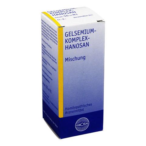 GELSEMIUM KOMPLEX Hanosan flüssig 50 Milliliter N1