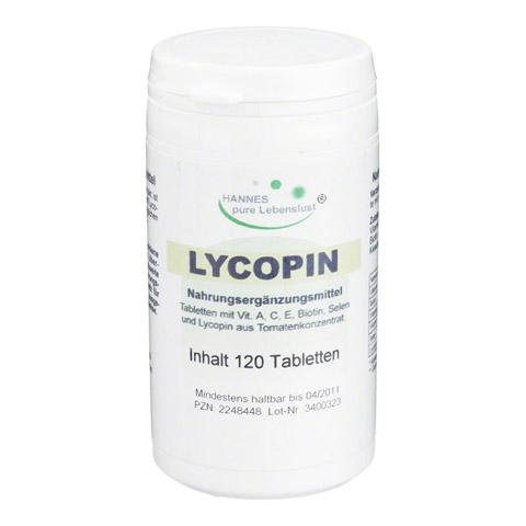 LYCOPIN TABLETTEN 120 Stück