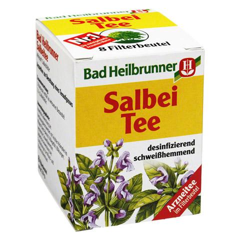 Bad Heilbrunner Salbeiblätter 8 Stück