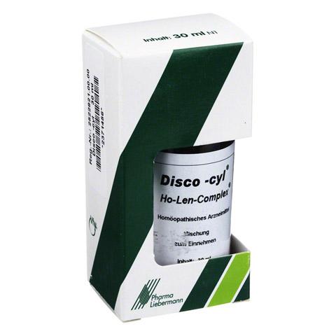 DISCO CYL Ho-Len-Complex Tropfen 30 Milliliter