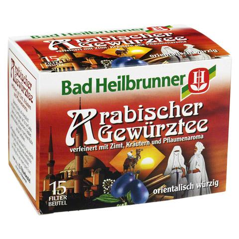 BAD HEILBRUNNER Tee arabischer Gewürztee Fbtl. 15 Stück