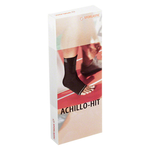 ACHILLO-HIT Bandage links Gr.4 schwarz 07804 1 Stück