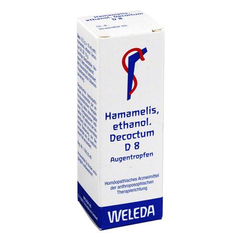 HAMAMELIS D 8 Augentropfen 10 Milliliter N1