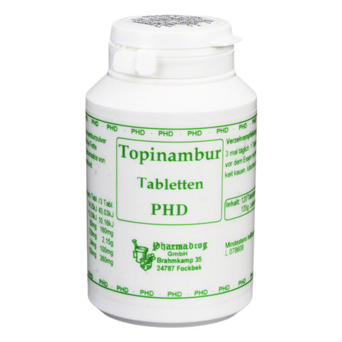 TOPINAMBUR Tabletten 120 Stück