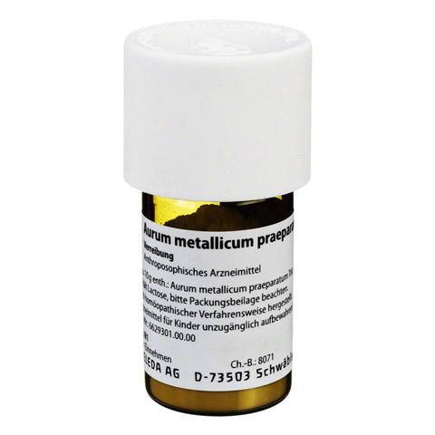 AURUM METALLICUM PRAEPARATUM D 30 Trituration 20 Gramm N1