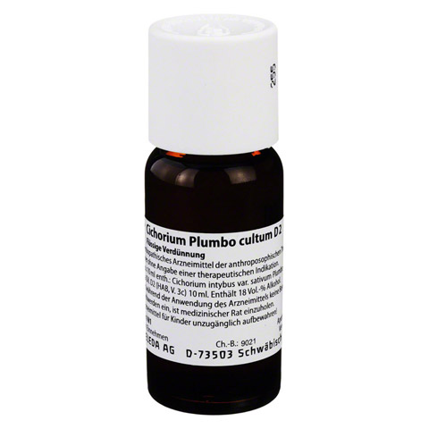 CICHORIUM PLUMBO cultum D 2 Dilution 50 Milliliter N1
