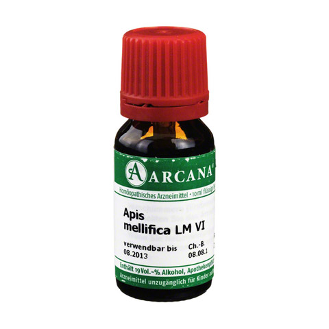 APIS MELLIFICA Arcana LM 6 Dilution 10 Milliliter N1